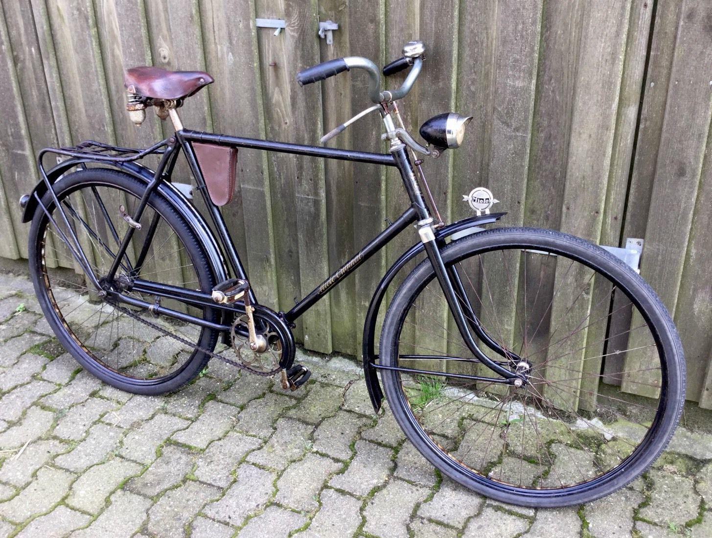 Miele Oldtimer Fahrrad Herrenfahrrad Von 1950 Herrenfahrrad