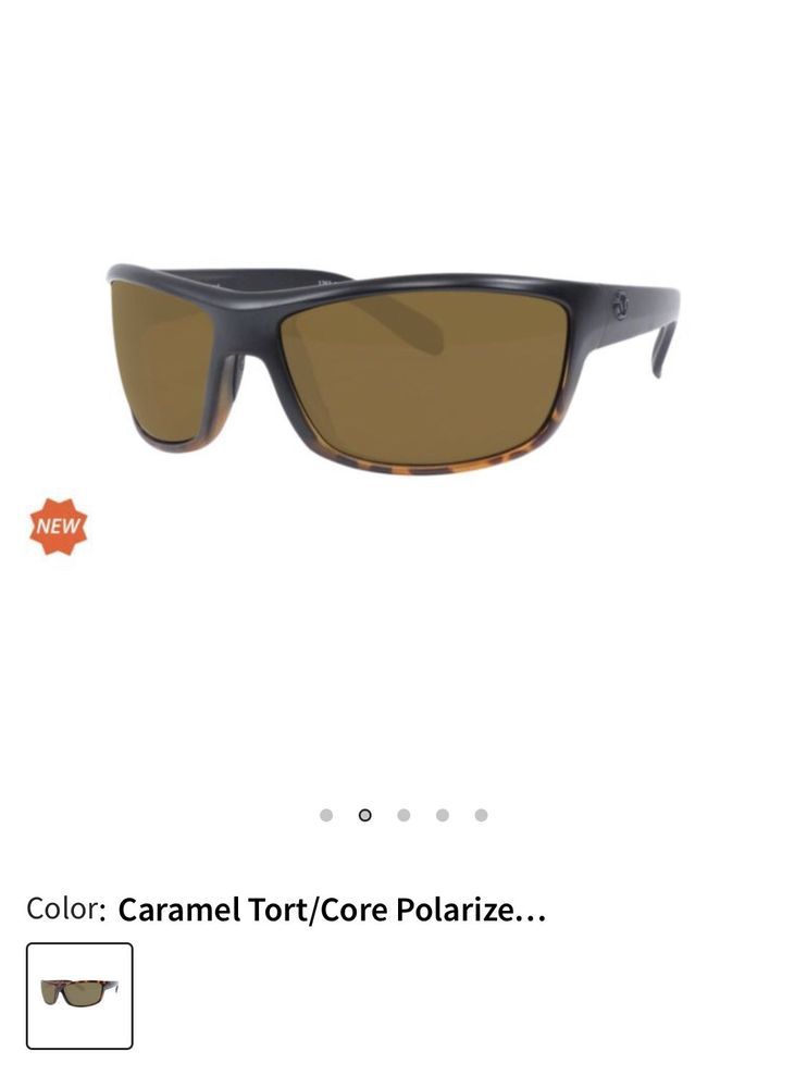 d81dd9299c1 Unsinkable Rival Sunglasses-Caramel Tort-Polarized Core Brown  fashion   clothing  shoes
