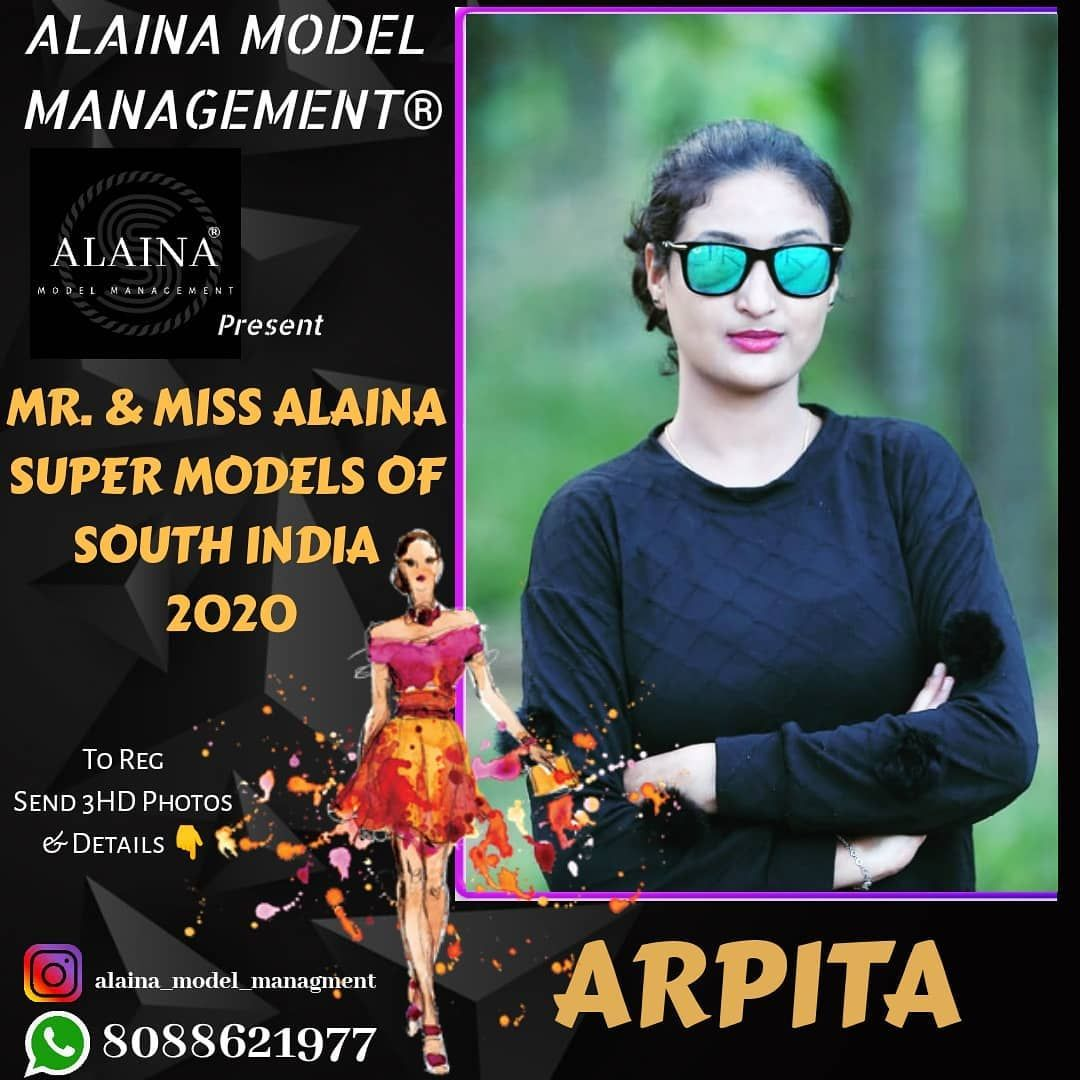 ALAINA MODEL MANAGEMENT® present MR. & MISS ALAINA SUPER