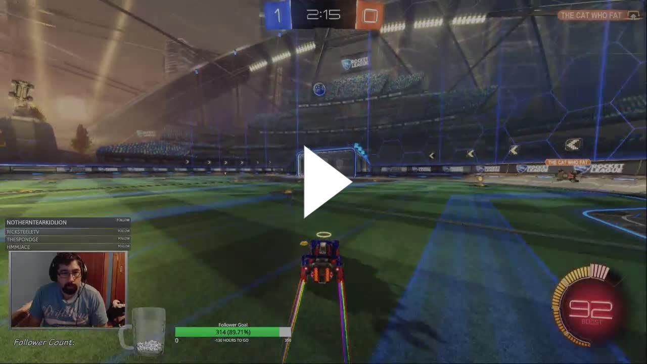 Golgolgolgol Clipped By Reggaepamppu Twitch Clips Video Games Rocket League