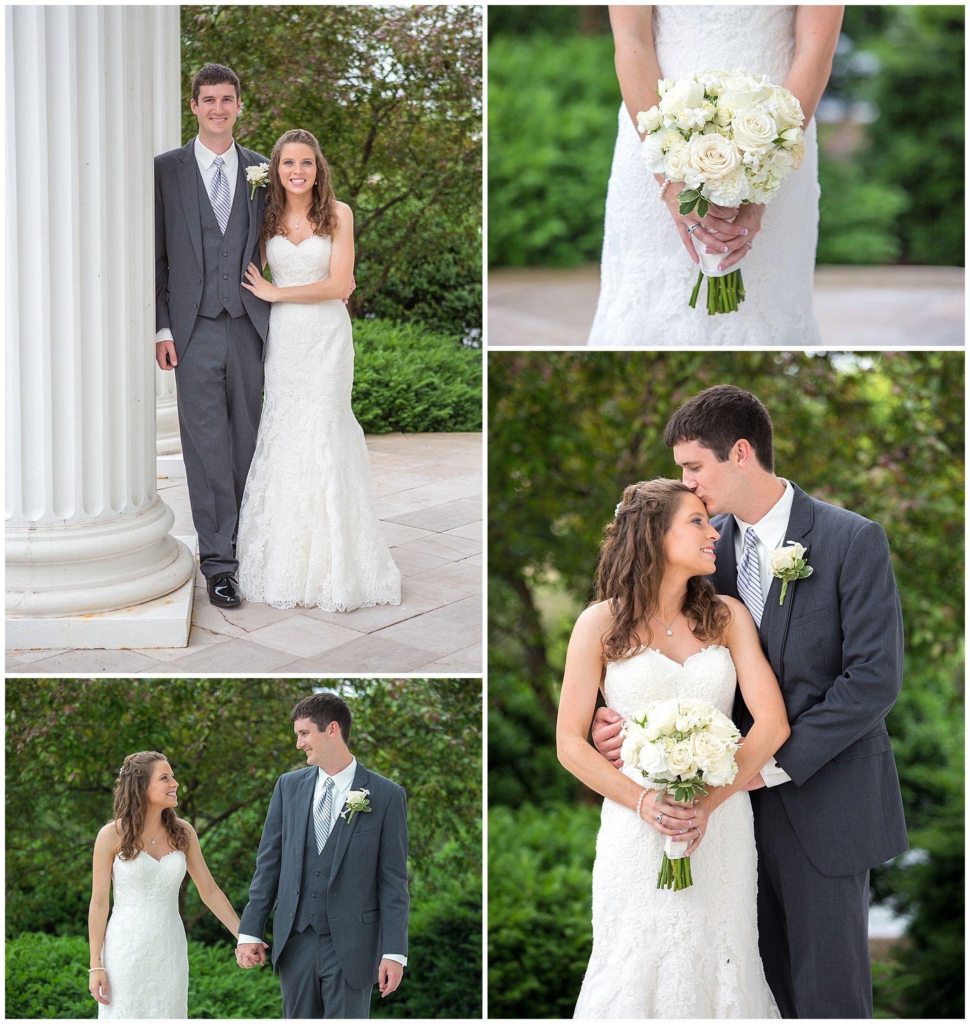 Wedding Flowers Lexington Ky: Summer Wedding At The Griffin Gate Marriott In Lexington
