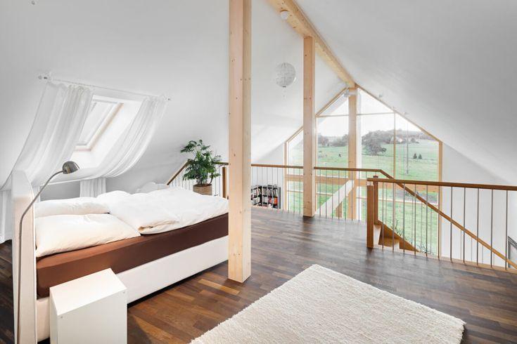 Dachbodenausbau mit Schlafzimmer & Galerie