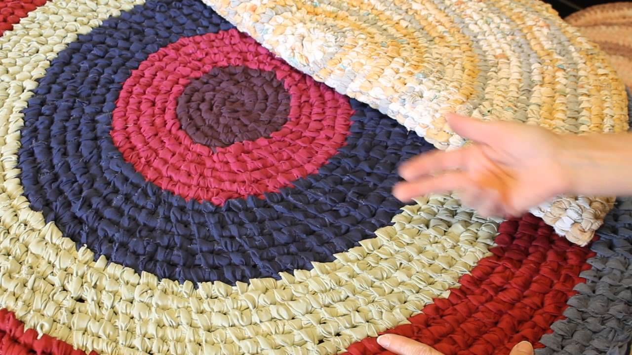Toothbrush Rug Tips and Using Starters | RAG RUGS | Pinterest