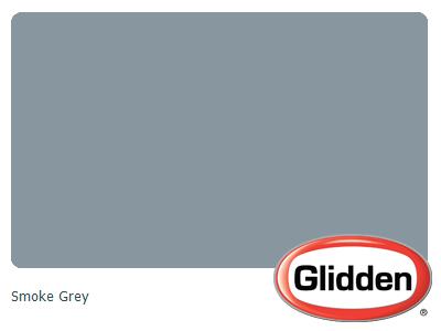 Smoke Grey Paint Color