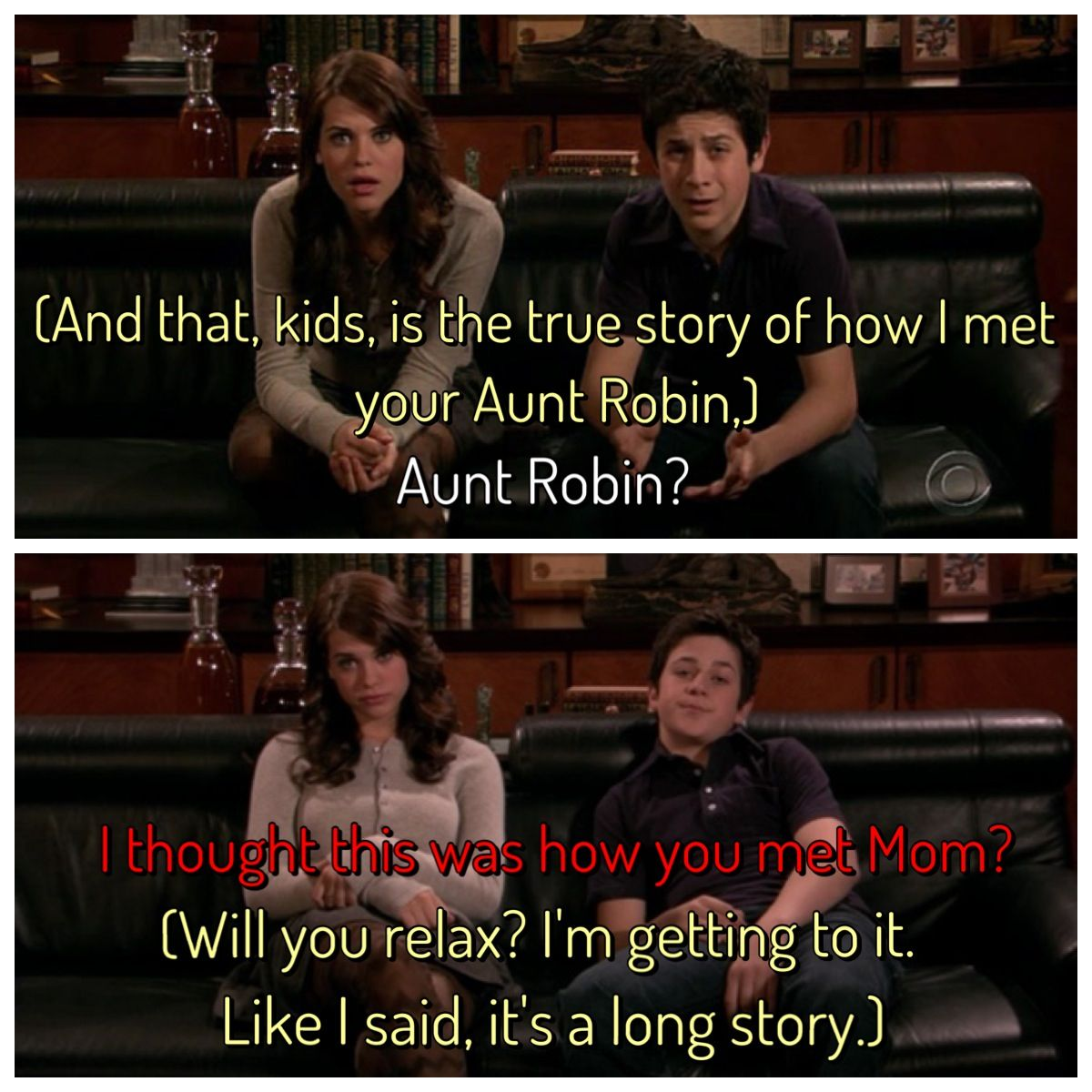Aunt Real Story