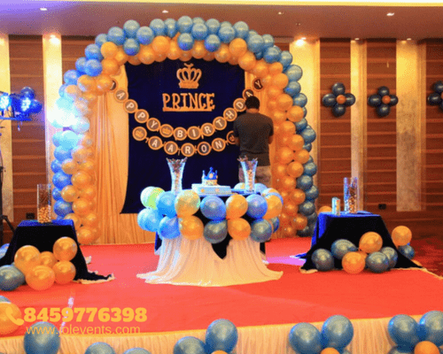 Balloon Arches Near Me Birthday Decorations Balloons Arch Pune