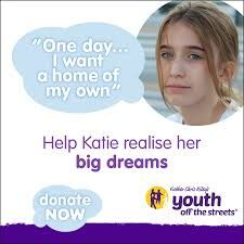 Image result for youth off the streets sleepout
