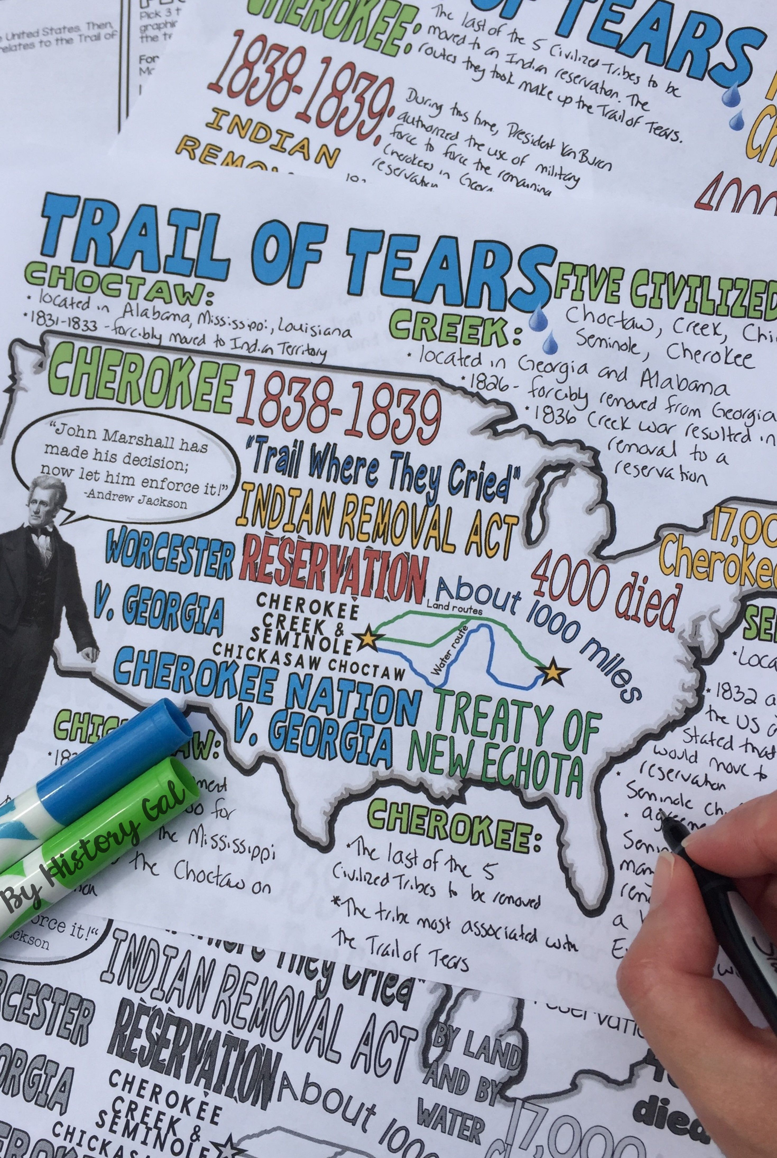 a history of the trail of tears When cherokees around chattanooga speak of the trail of tears, they express a need, surely older than history, to stand on the soil of particular ancestral sites and invoke the time that made these places sacred.