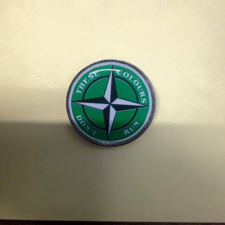 Google chrome themes crvena zvezda - Badges