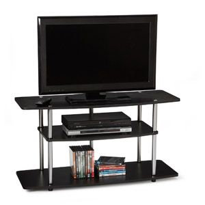 Designs 2 Go Tv Stand For Tvs Up To 42 By Convenience Concepts 39 Flat Screen Tv Stand Black Tv Stand Convenience Concepts Convenience concepts tv stand