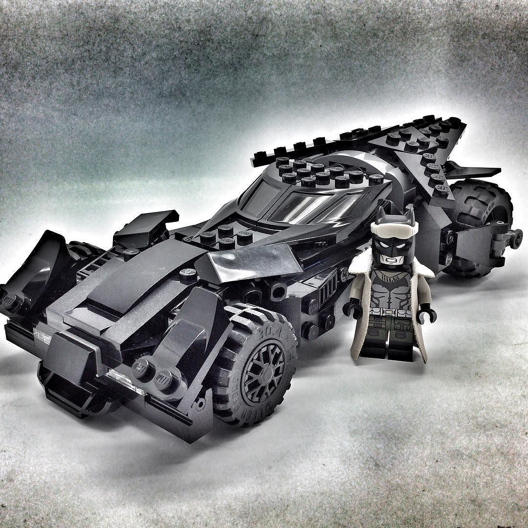 I Modified The Front Of Batmobile Lego Justanothertoygroup Bricks Decool 7111 Tumbler Afol Toy
