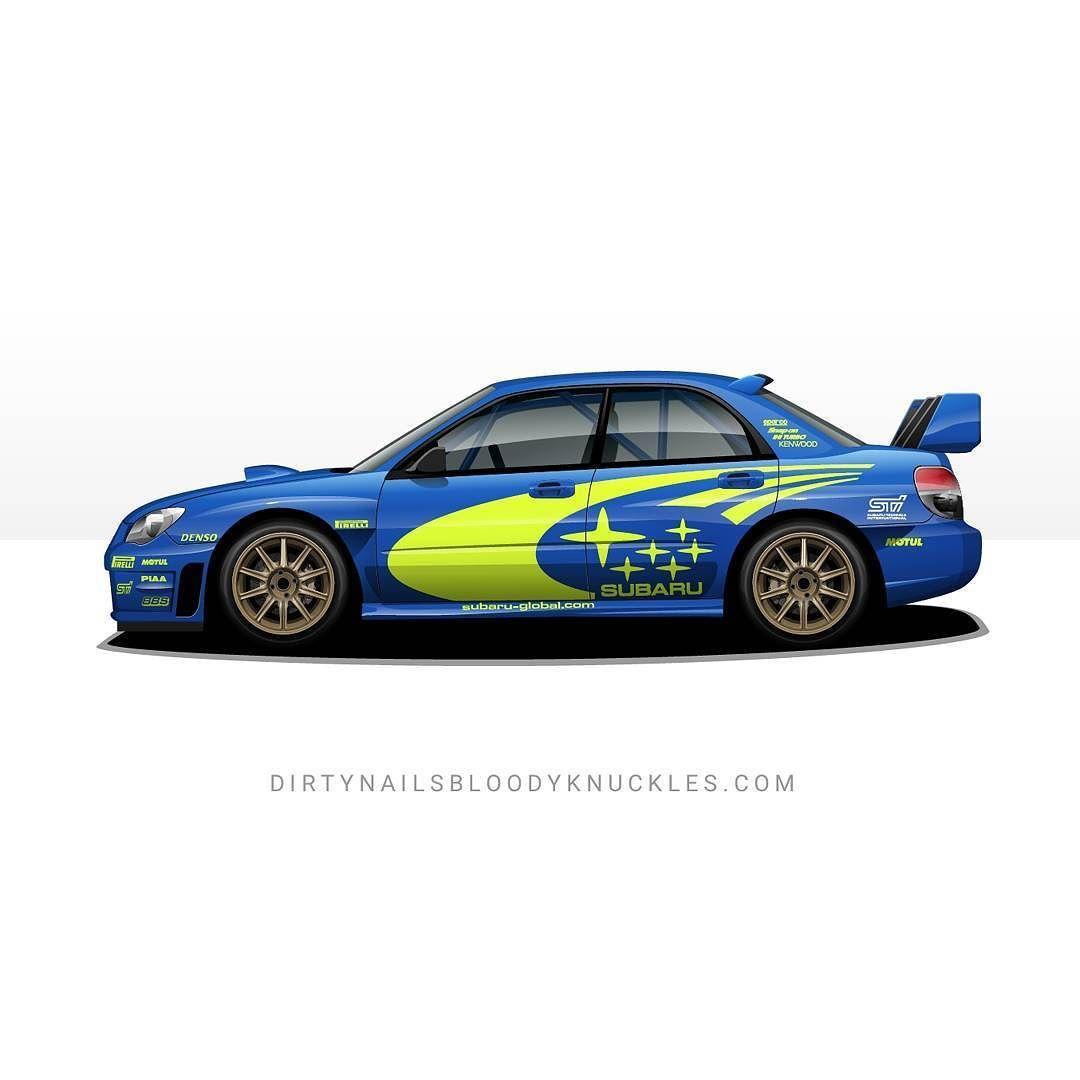 WRB WRC Dirtynailsbloodyknuckles com Link in profile #subaru