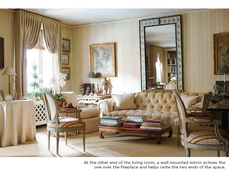 Cream Tufted Sofa Living Room Inspiration Sofa Decor Interior Design