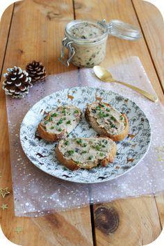 Pâté végétal haricots blancs et champignons