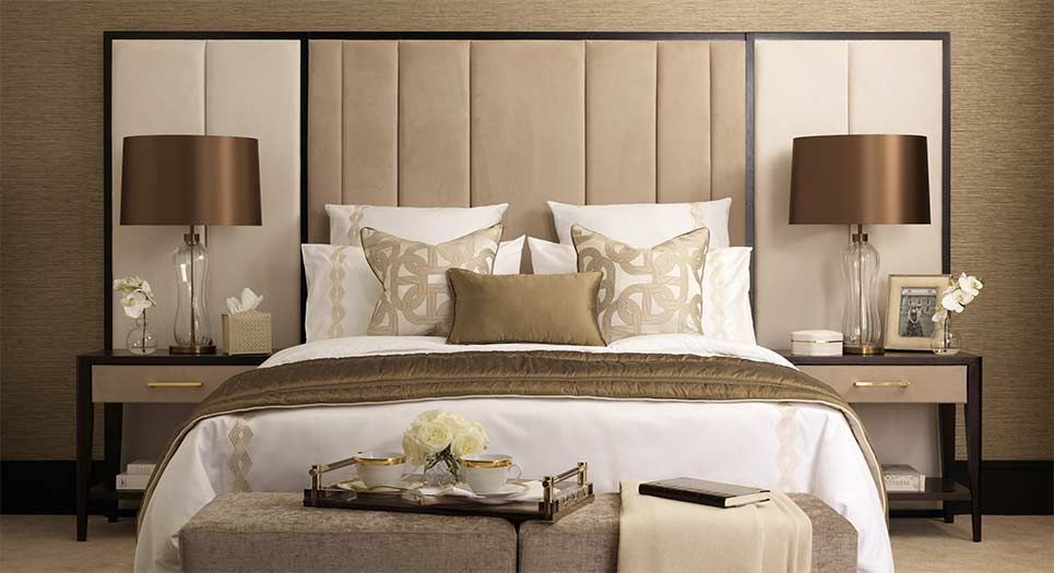 Bedroom Furniture Designer Take A Look At The Bedroom At Luxdeco  床品  Pinterest