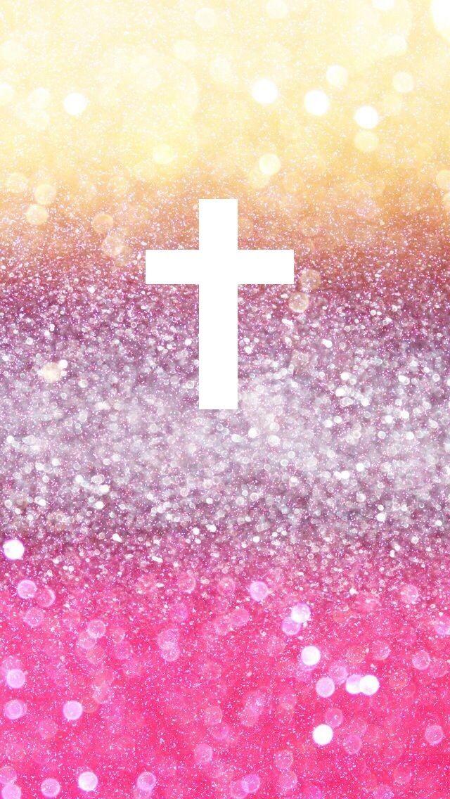 Cross In Glitter 3
