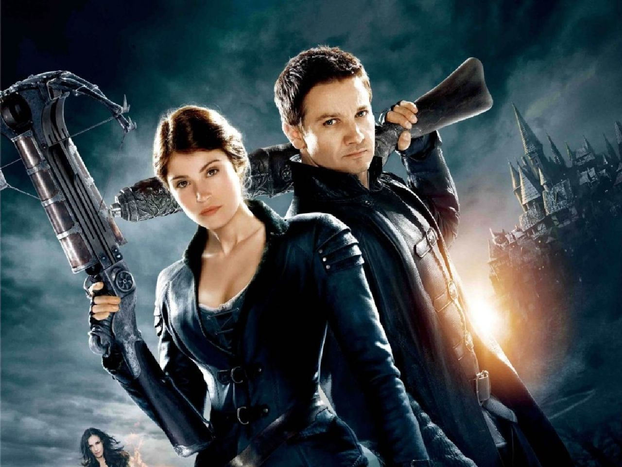 Hansel And Gretel Saw In Imax 3d And I Must Say It Was Better Than I Thought It Would Be Joao E Maria Filme Bruxas Vilas