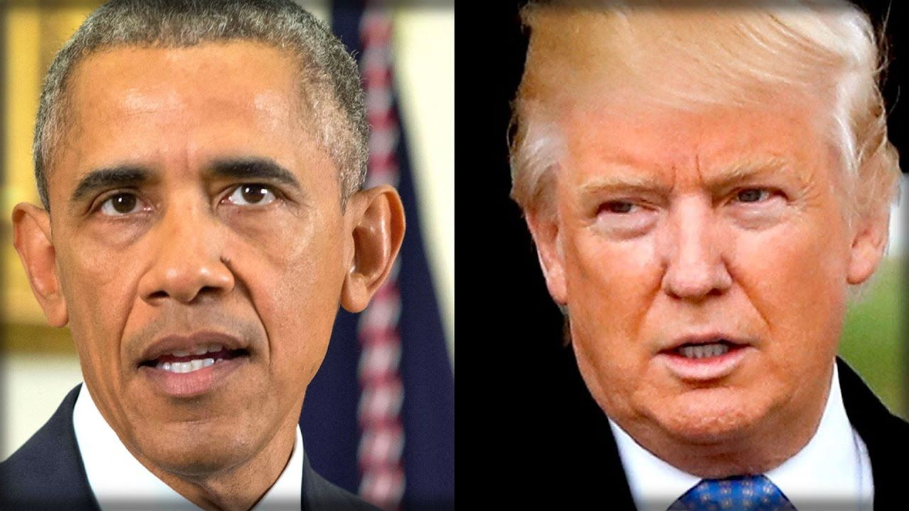 bombshell obama setting up shadow government to undermine trump