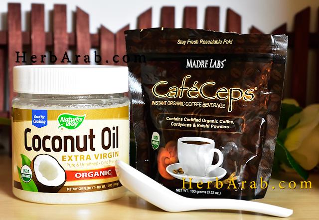 مدونة اي هيرب بالعربي مقشر القهوة للجسم وماهي طريقة سكراب فرانك للتبييض Coffee Scrub Coffee Coconut