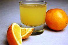 a simple real food recipe :: orange kvass
