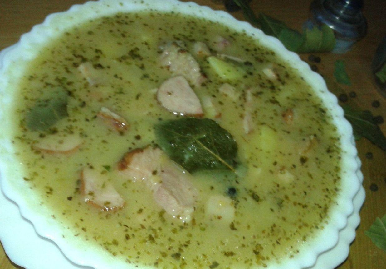 Grochówkę Przygotowałam Na Prośbę Mojego Męża Jest To Zupa