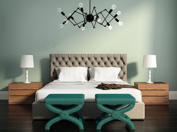 Moderne Deko Idee Erstaunlich Schlafzimmer Trend 5 Farben