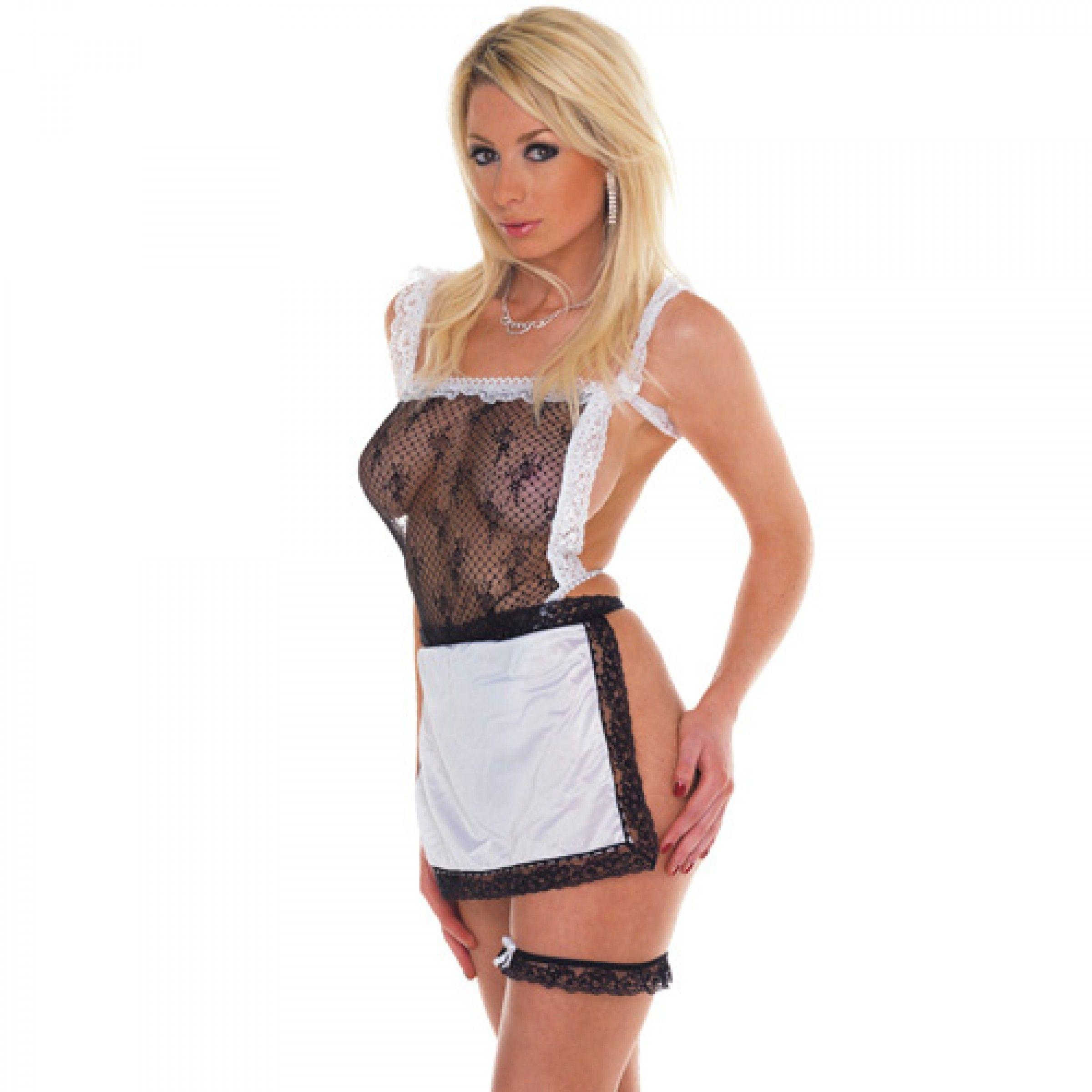 Sexy Maids Set #frenchmaid #sexymaid #halloweencostumes #sexycostumes