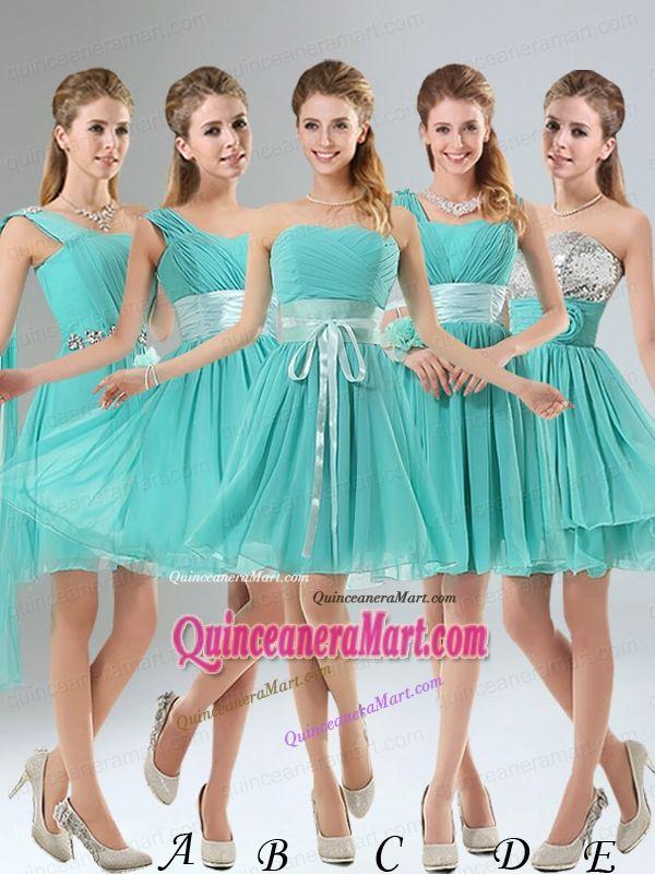 Vestidos de damas de honor quinceaneras