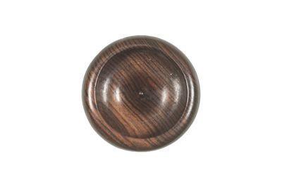 bouton (typ. parure)
