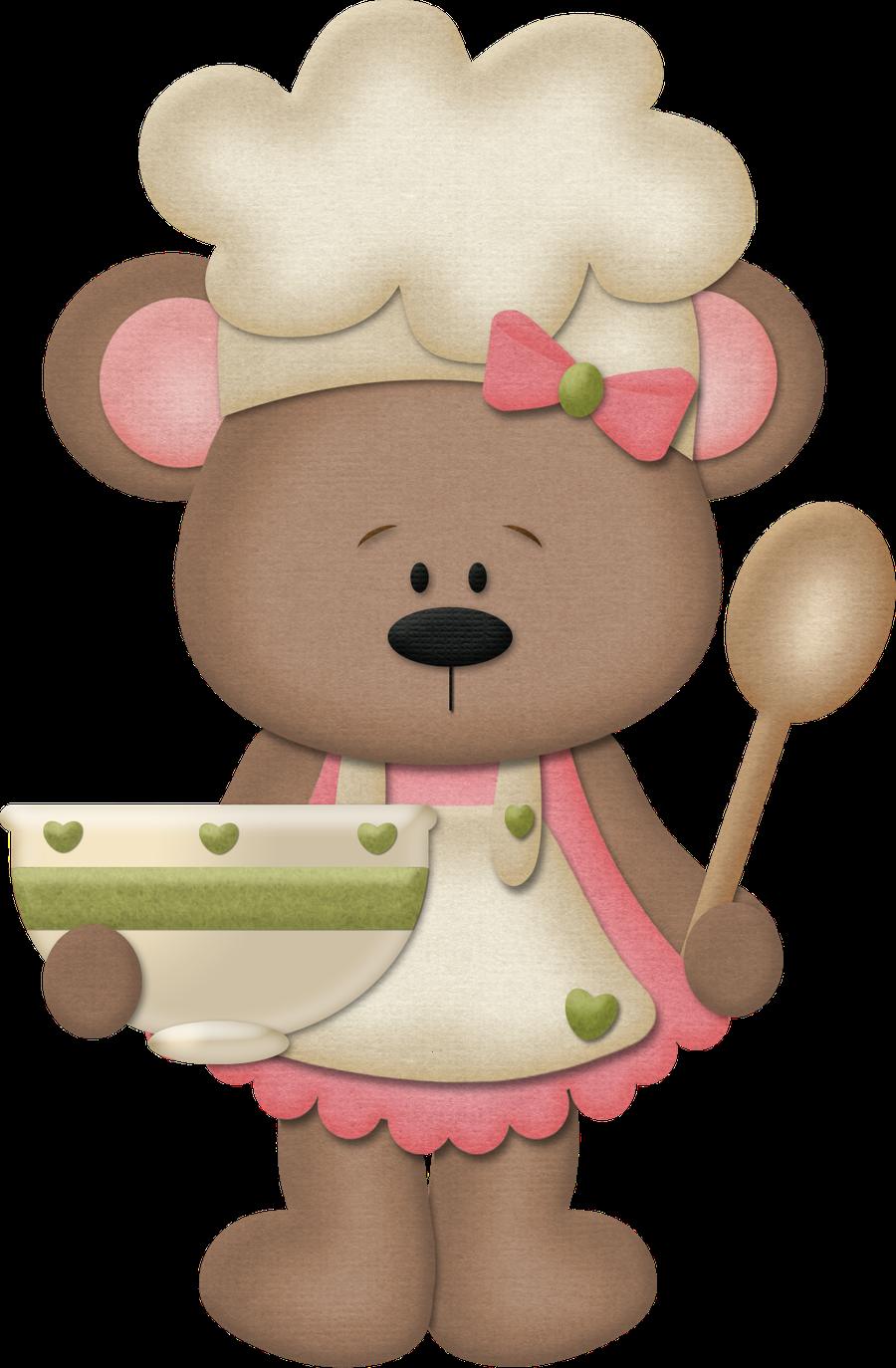 Картинки повар мишка