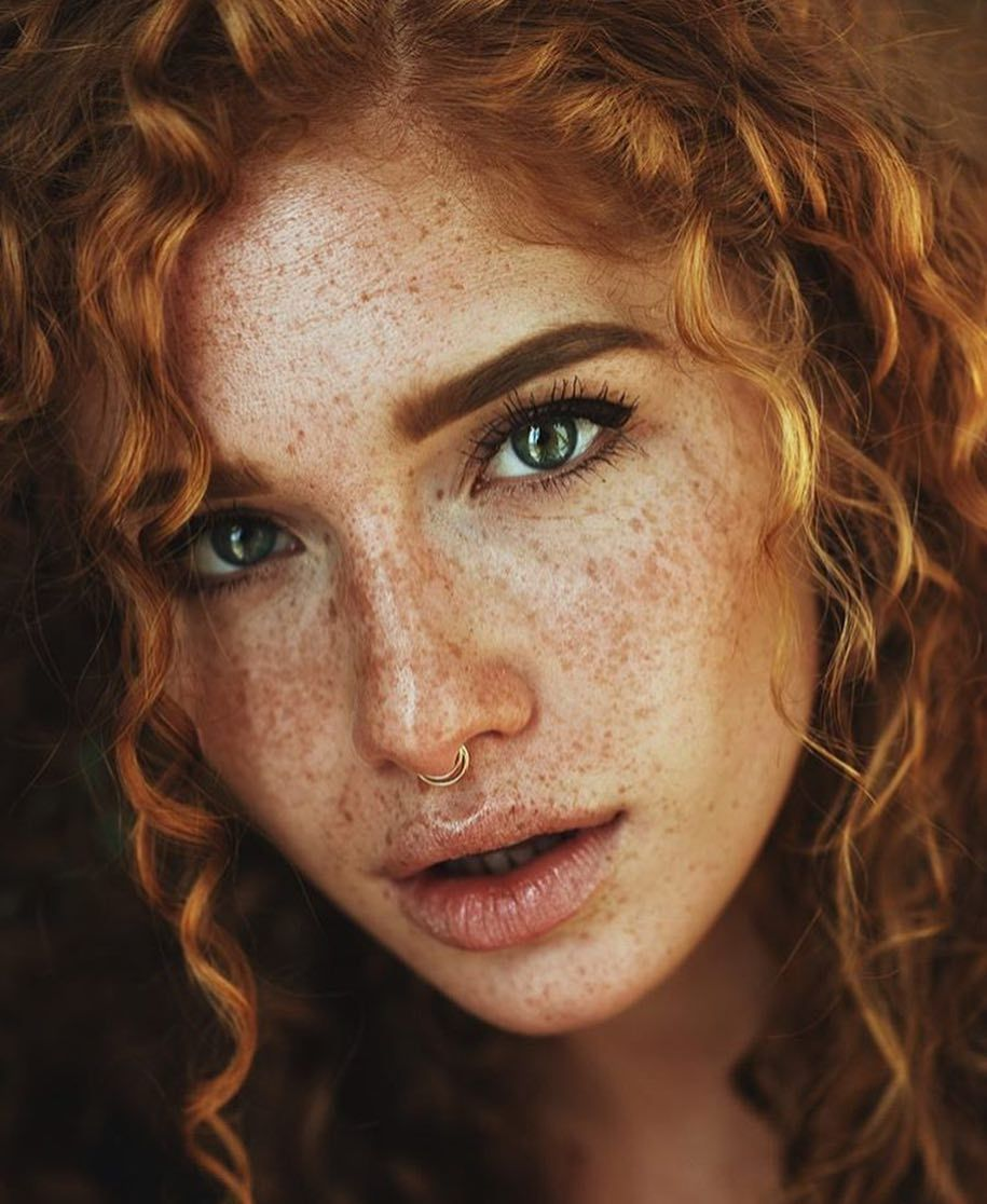 Cute Freckled Girls Photo Beautiful freckles, Freckles