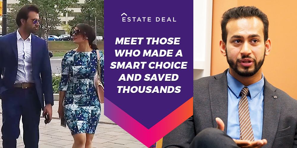 Meet the people who used Estate Deal and saved thousands of dollars by selling their house at the highest value and lowest commission rate.