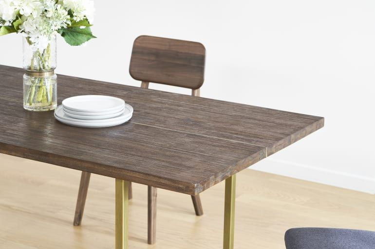 27++ Hudson dining table and bench set Best Seller