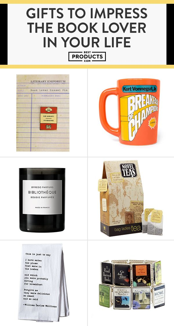 We Re Literary Obsessed With These Gifts For Book Lovers