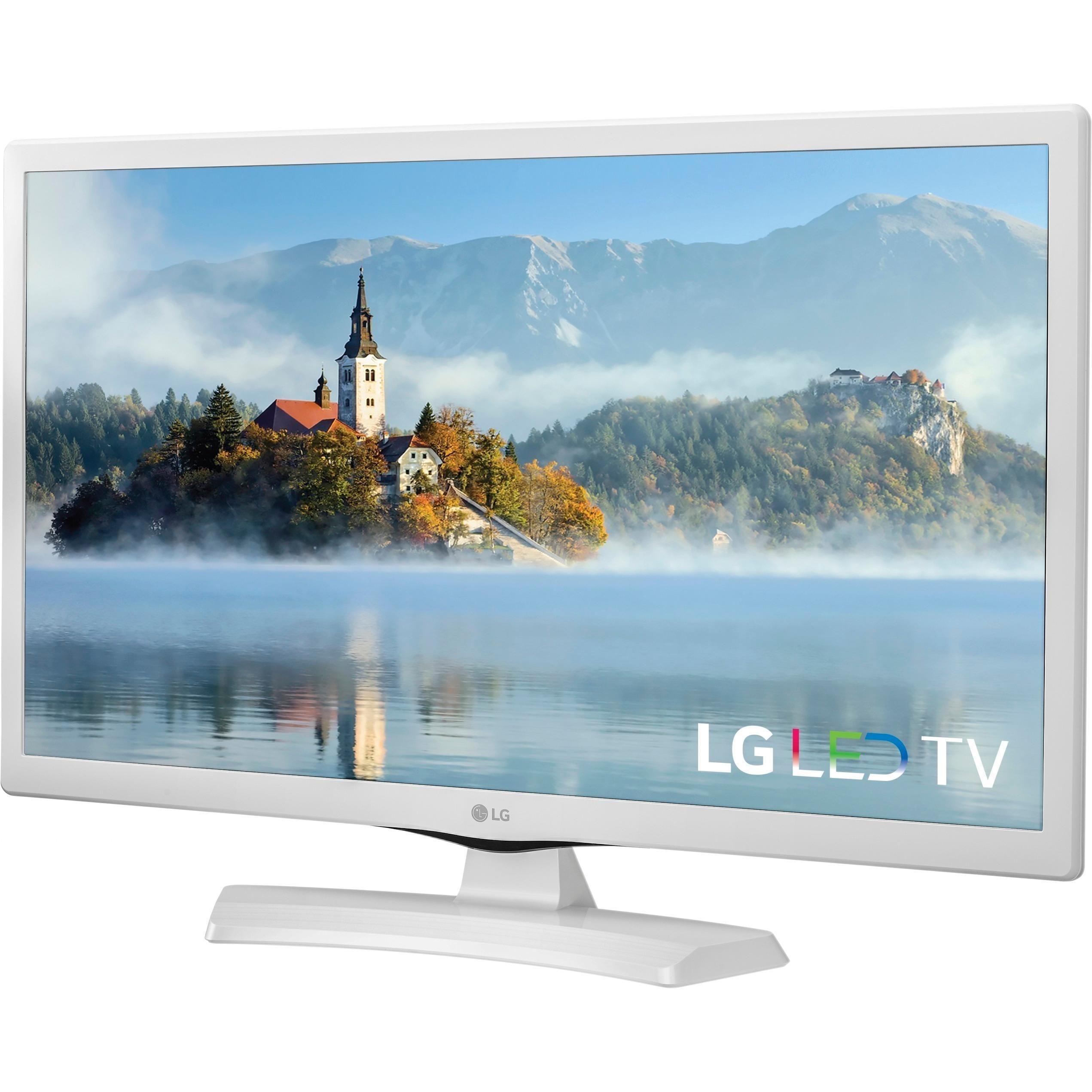 Smart Tv Led Hd 24 Lg 24lj4840 Wu A Refurbished In 2020 Lcd