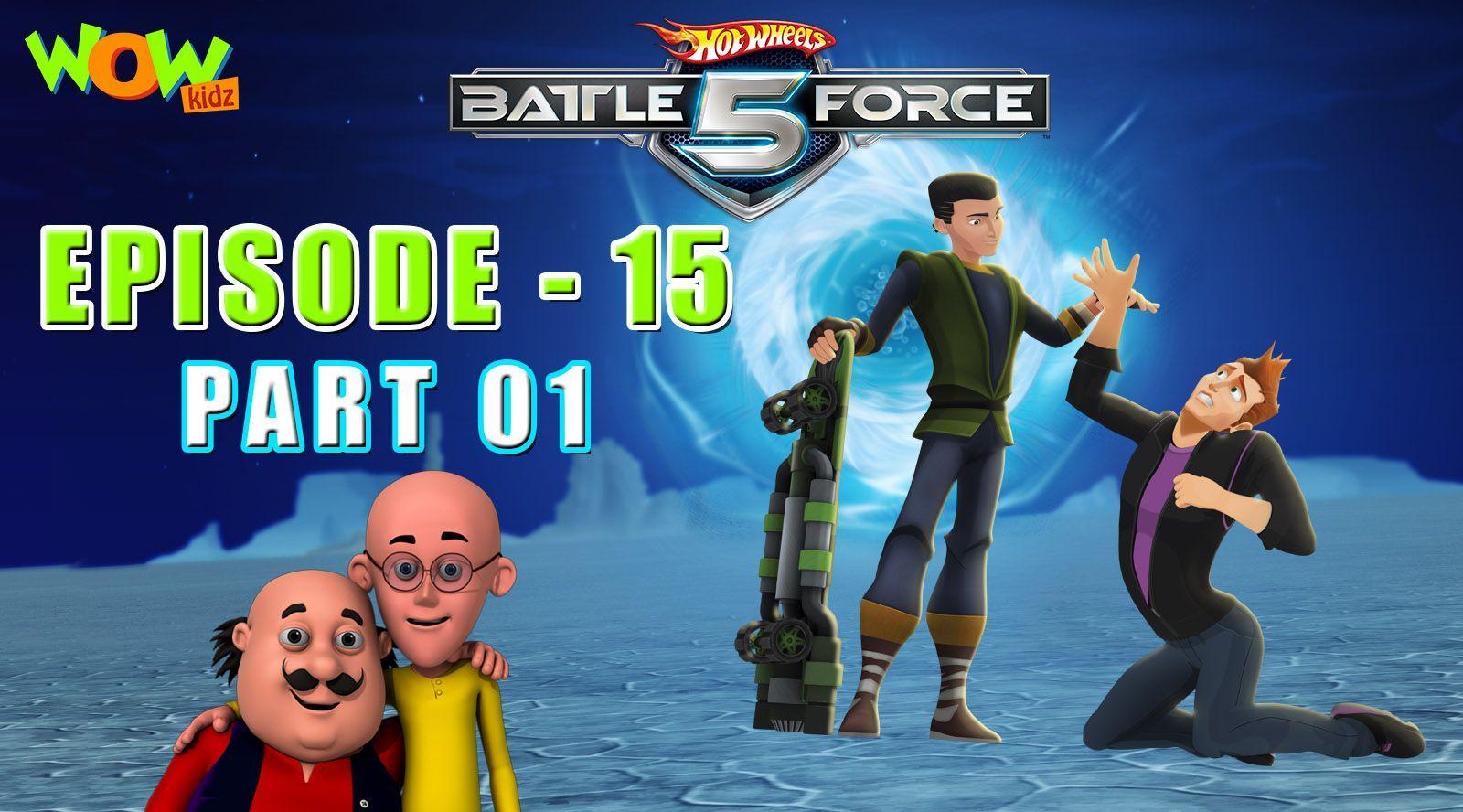 battle force 5 episode 15