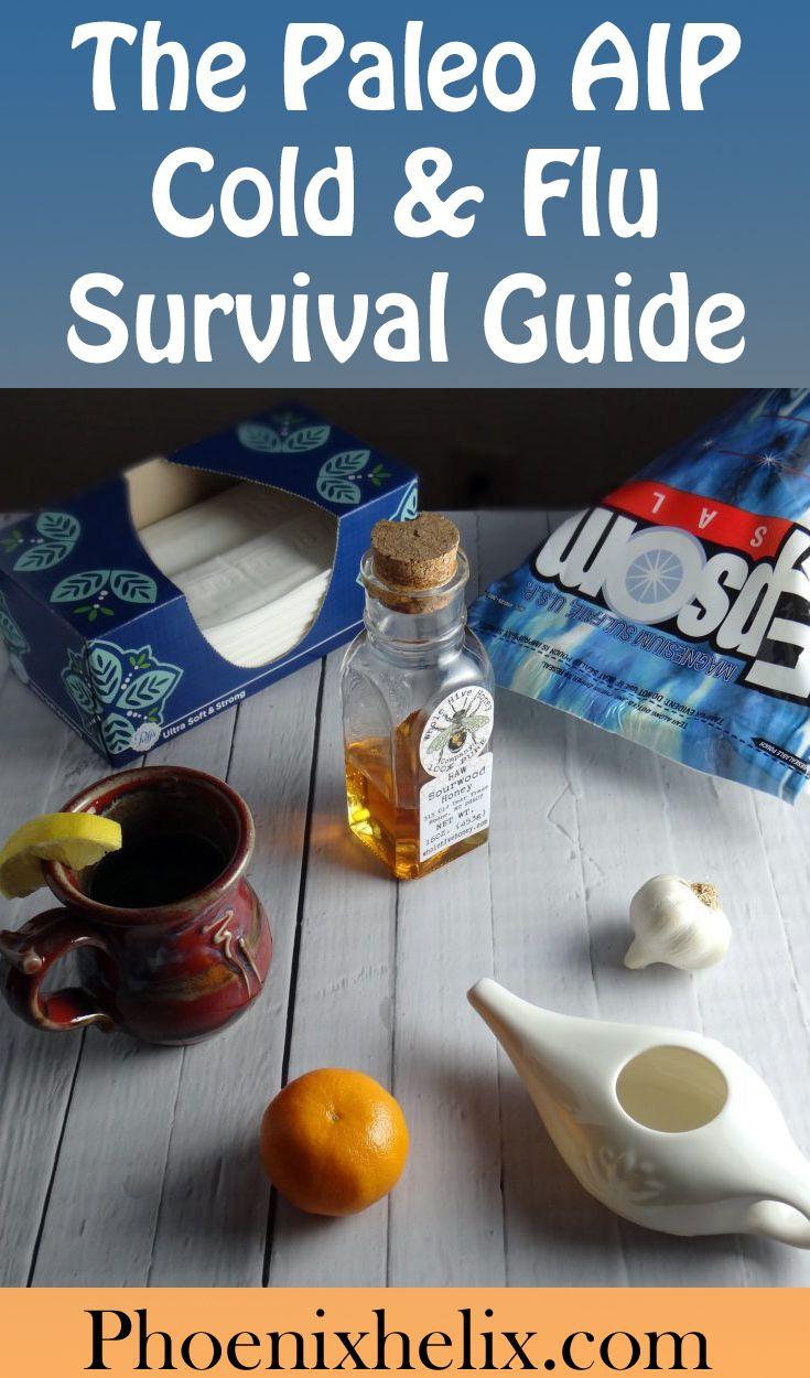 The Paleo AIP Cold & Flu Survival Guide   Phoenix Helix