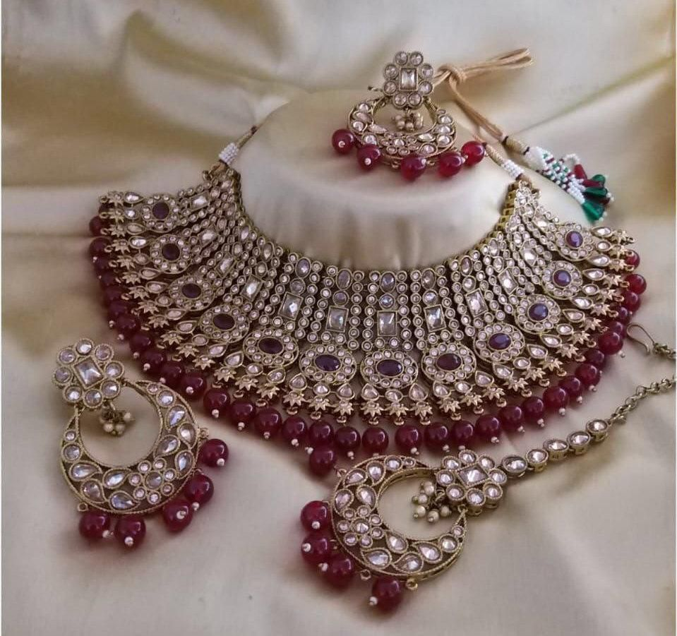 We have a huge collection of Indian Bridal Jewellery sets at the ...
