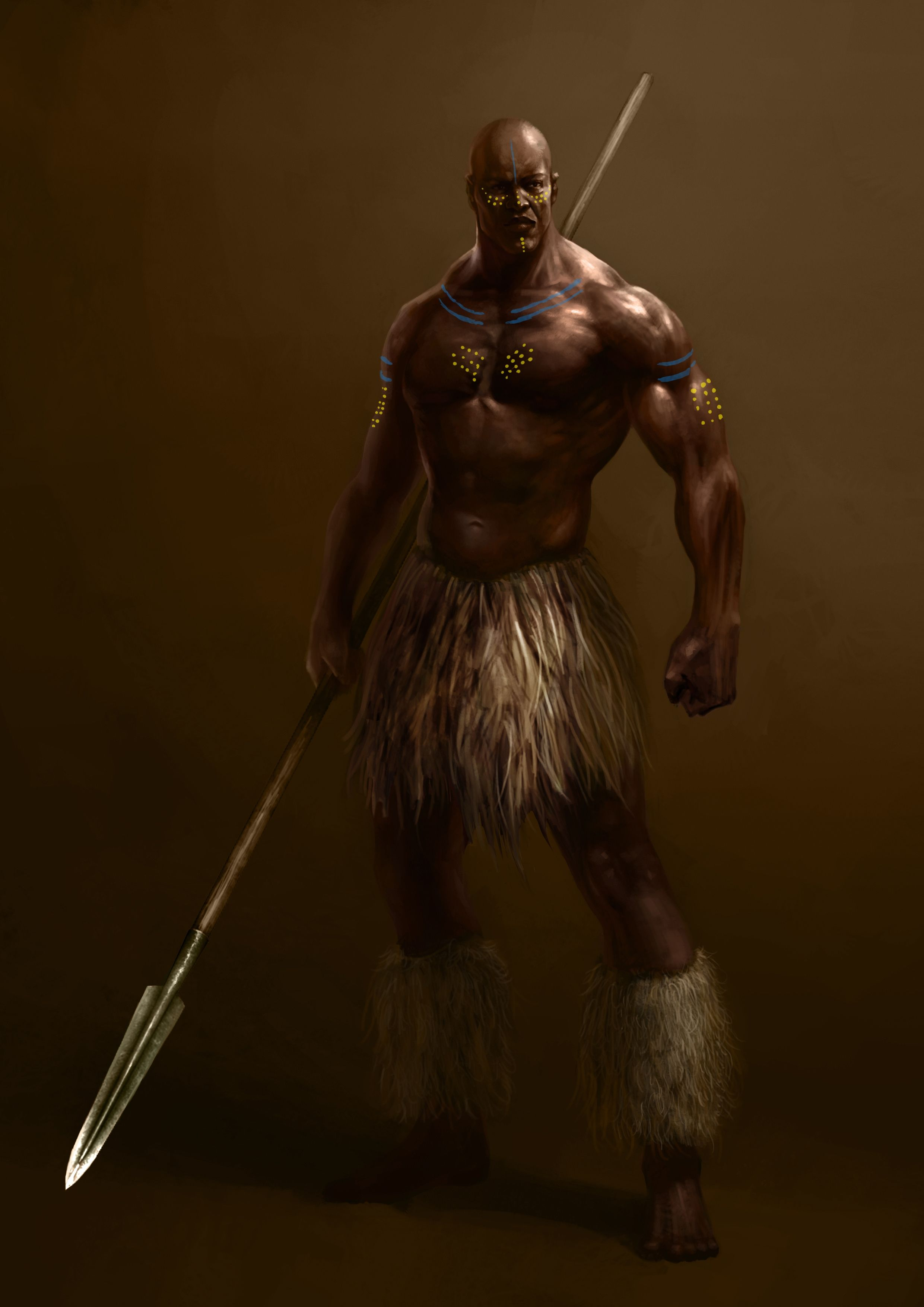 Fighting the urge to get this recreated on my body #zulu# ...