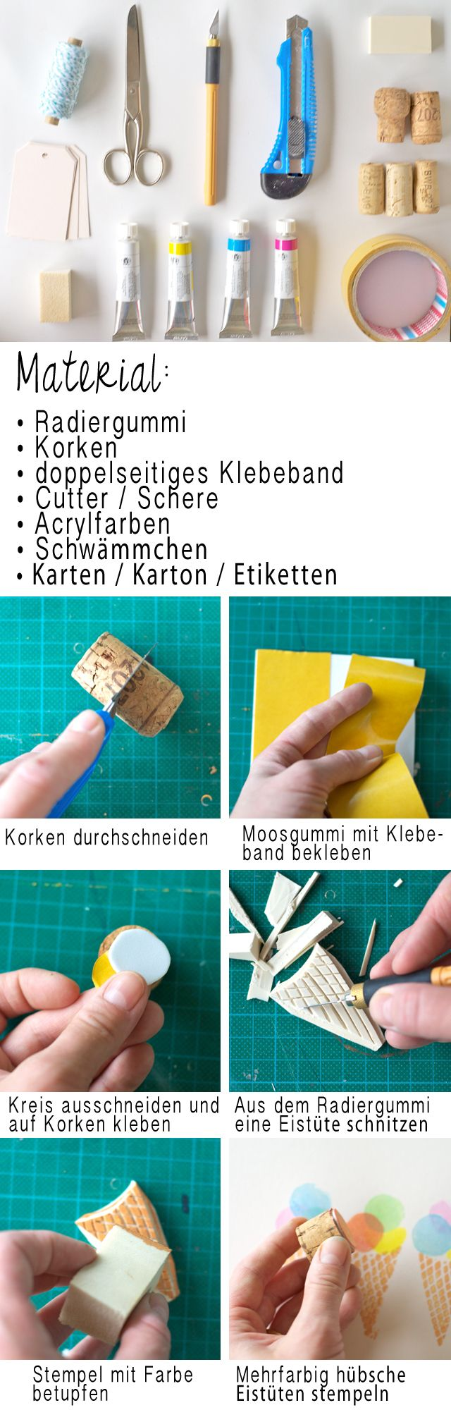 Sophisticated Stempel Selber Machen Best Choice Of Frozen Joghurt: Einfach Machen! Www.inspirationreview Https://www.inspirationreview/pin/93027548531282229/ |