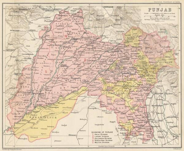 Punjab World Map.Old Punjab Map Virsa Pinterest Map India Map And History