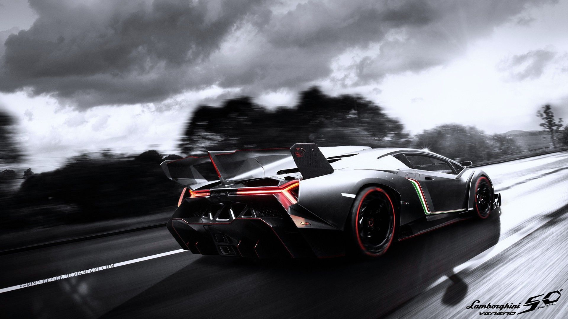 Lamborghini Veneno Wallpapers Group 1920x1080 Wallpaper 53