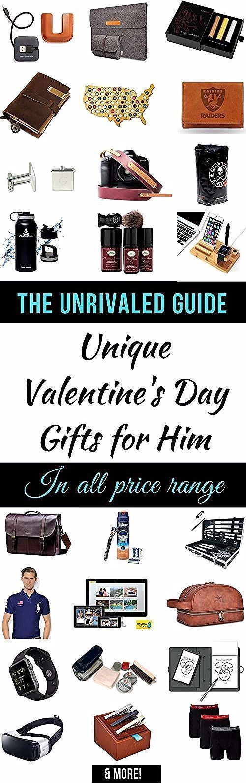 Photo of Over 50 unique Valentine's Day gifts for him … …