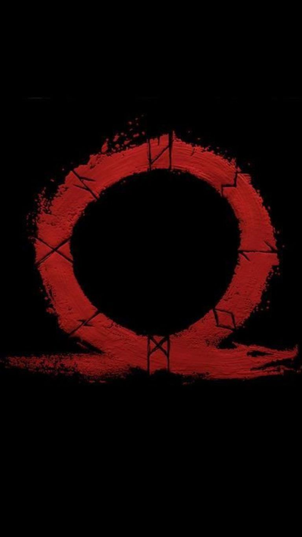 Wallpaper Iphone Black خلفيات سوداء Hd للايفون 2019 Kratos God
