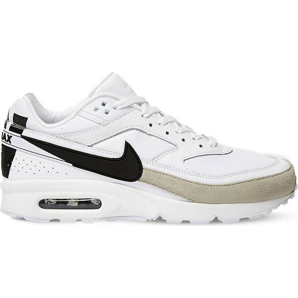 newest abc66 6a1a2 Nike Air Max BW leather trainers (430 ILS) ❤ liked on Polyvore featuring  shoes