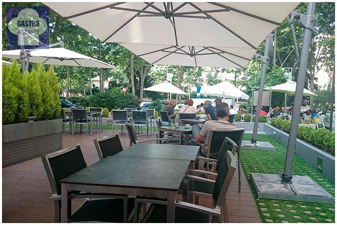 7 Terrazas Para Descubrir En Madrid Terrazas Madrid Terrazas Decoracion Restaurantes