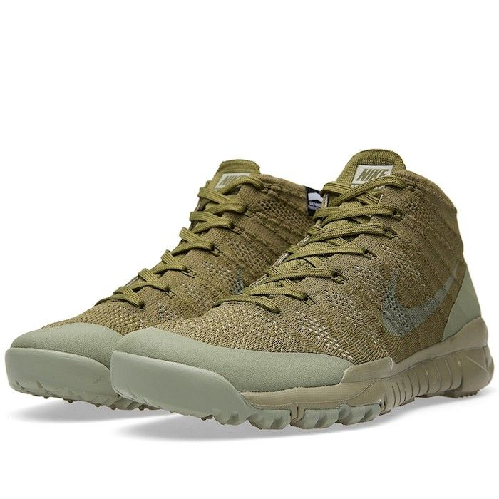 "purchase cheap ebc8e c6446 Nike Flyknit Trainer Chukka SFB ""Sage"""