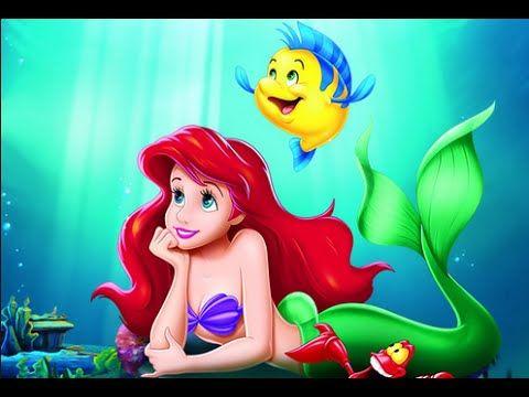 La Sirenita 2 Película Completa Disney La Sirenita 1989 En Español Latino Sirenita De Disney Sirenas Princesas Disney