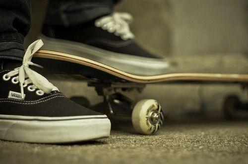skate board vans
