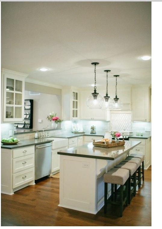 Pin de marlo tong en white kitchen | Pinterest